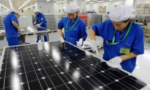 Chinese Solar Power Industry is the Largest in the World