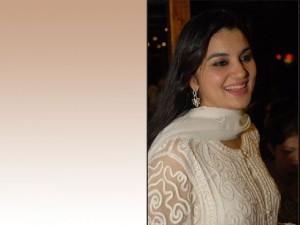 Kashmala Tariq 2012