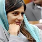 Hina Rabbani Khar 2012