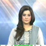 Iqra Shehzad hot paki newscaster photo