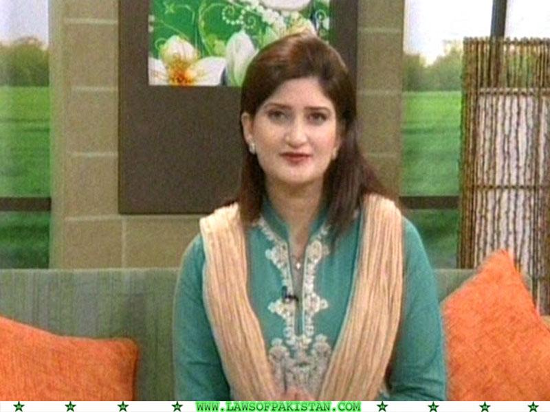 Paras Khursheed hot anchor