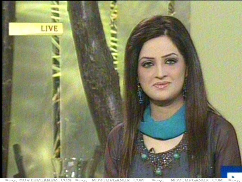 Sundus Jameel Hot Paki Anchor Pic