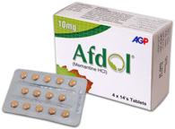 Afdol Tablets | Anti Alzheimer Medicine in Pakistan