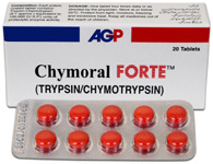 Chymoral Forte Information-Anti Inflammatory Drugs in Pakistan