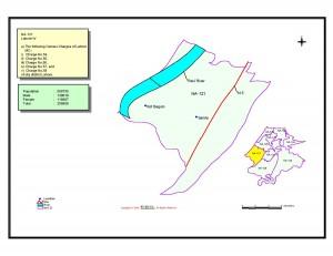 NA 121 Lahore map
