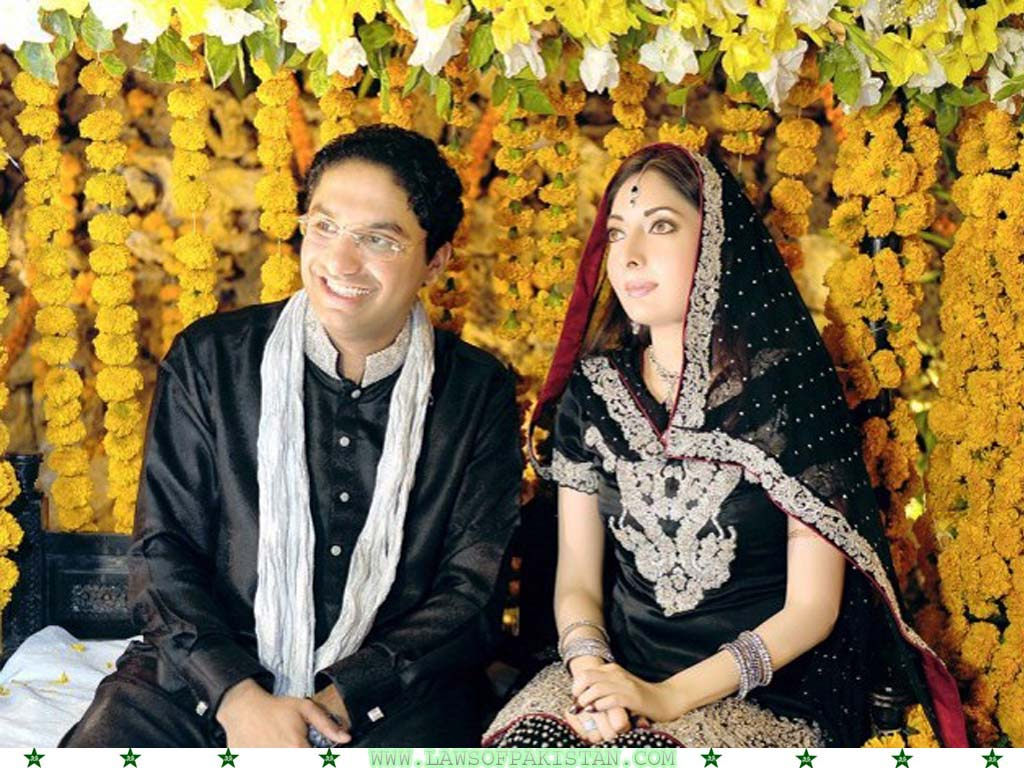Sharmila Farooqi Wedding Wallpapers