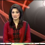 Ayesha Zulfiqar newscaster wallpaper
