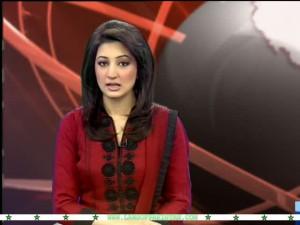Ayesha Zulfiqar newscaster wallpaper
