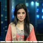 Kiran Naz female anchor