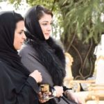Maryam Nawaz with some other girl