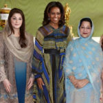 Maryam Nawaz daughters with Obama Family