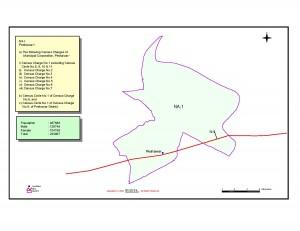 NA 1 Peshawar 1 map