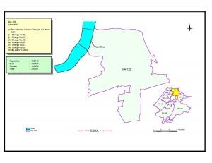 NA 123 Lahore 6 map