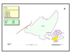 NA 126 Lahore map