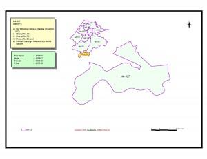 NA 127 Lahore map