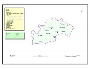 NA 129 Lahore map