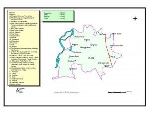 NA 152 Multan map