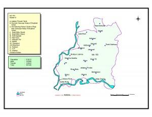 NA 153 Multan map