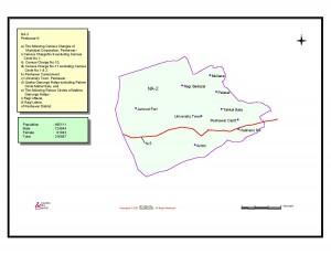 NA 2 Peshawar map