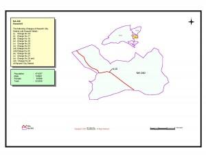 NA 240 Karachi 2 map