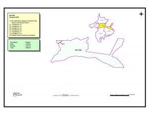NA 256 Karachi 18 map