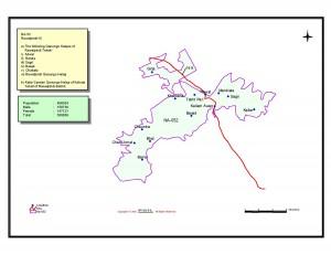 NA 52 Rawalpindi seat map