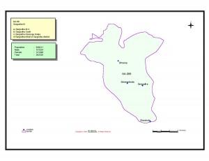 NA 66 Sargodha 3 map