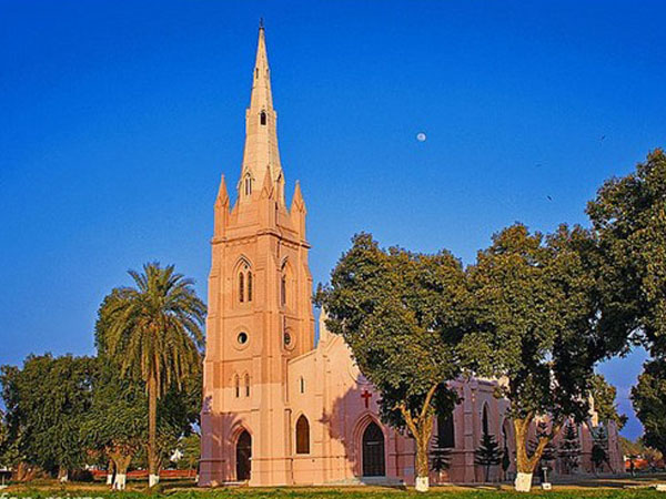 Holy Trinity Cathedral Church Sialkot picture