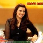 Madiha Naqvi black salwar kameez