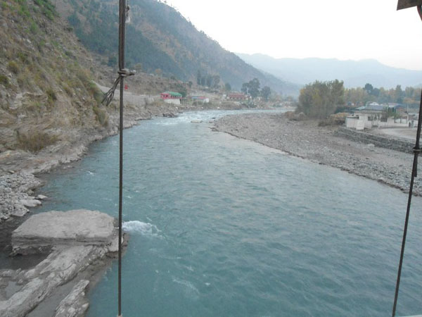 Kunhar River Kaghan photo
