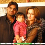 Nusrat Haris husband pic