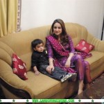 Nusrat Haris hottest mom