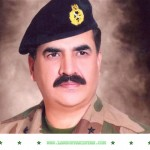 General Raheel Sharif in uniform