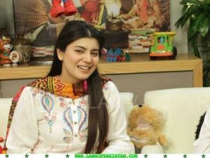 Abeel Javed smile, Abeel Javed masala
