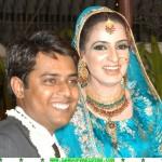 Aini Ali wedding, Aini Ali bide