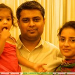 Aini Ali family, Aini Ali husband