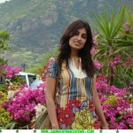 Farah Yousuf paki girl pics, Farah Yousuf in garden