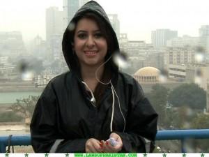 Rabia Anum latest pics, Rabia Anum rain coat