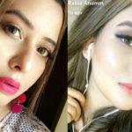 Rabia Anum face photo