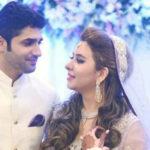 Rabia Anum with husband pic