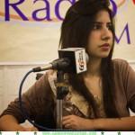 Absa Komal paki anchor, Absa Komal press conference