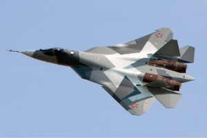 Russia's Fifth-Generation Fighter Jet T-50