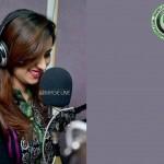 Madiha Naqvi hot figure as dj