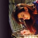 Madiha Naqvi hot candle lightning