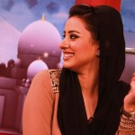 Madiha Naqvi ramazan show picture