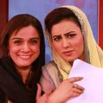 Madiha Naqvi strange face pic