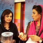 Madiha Naqvi ouch