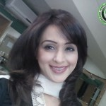 Mehreen Sibtain cute face of newscaster