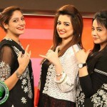 Nabeeha Ejaz three in one pic