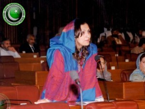 Marvi Memon national assembly picture